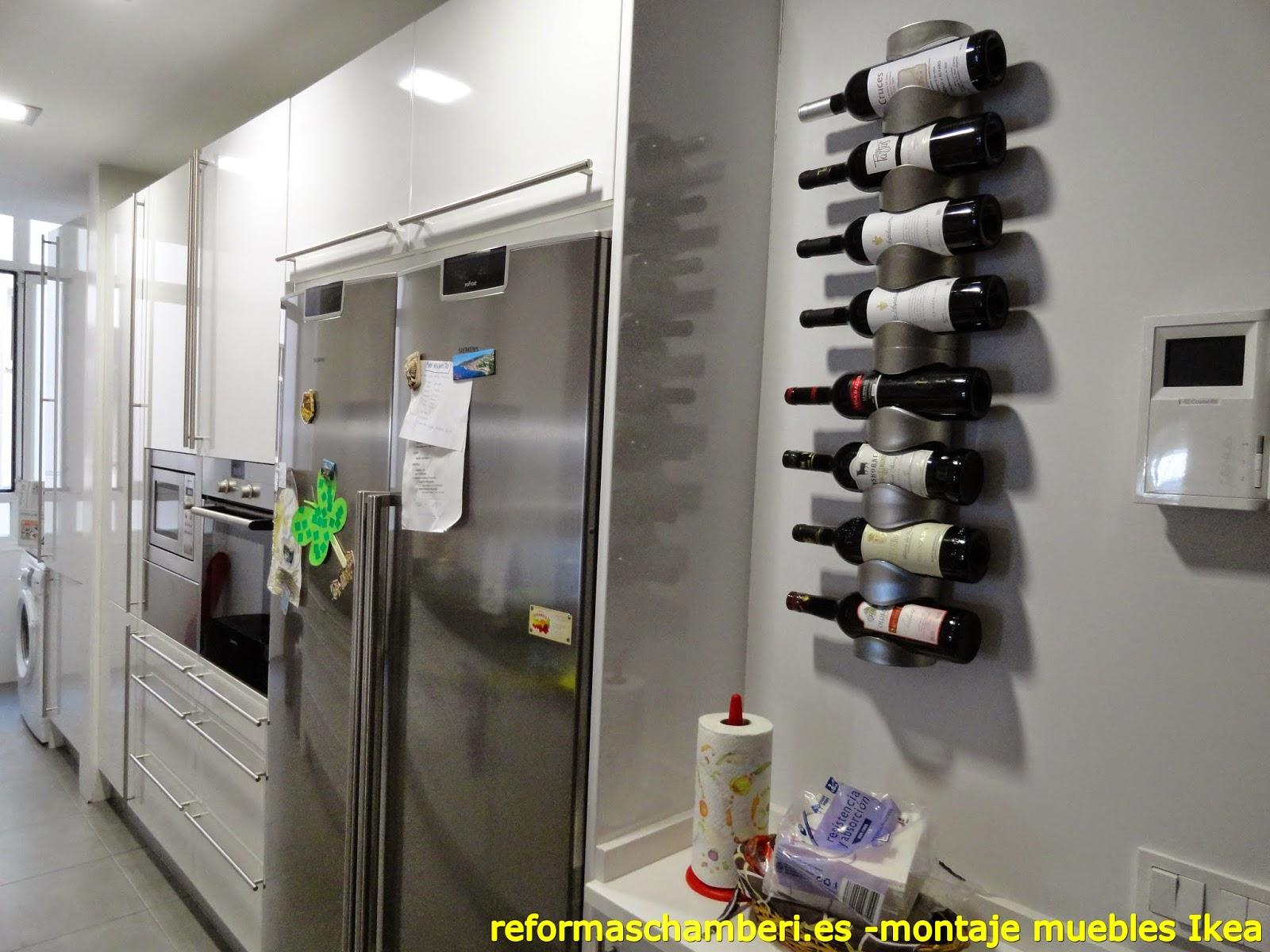 Ikea cocinas precio montaje great encimeras y paneles frontales todo sobre las nuevas cocinas - Montaje muebles ikea ...