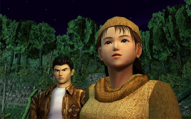 ¿Cómo ayudará Sony a Shenmue III? 1
