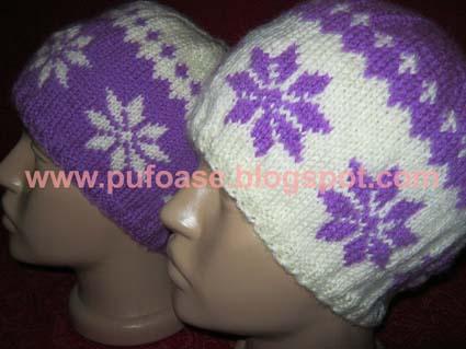 Caciula tricotata CT056