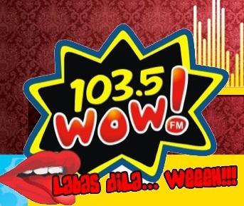 Wow FM DWKX 103.5 MHz