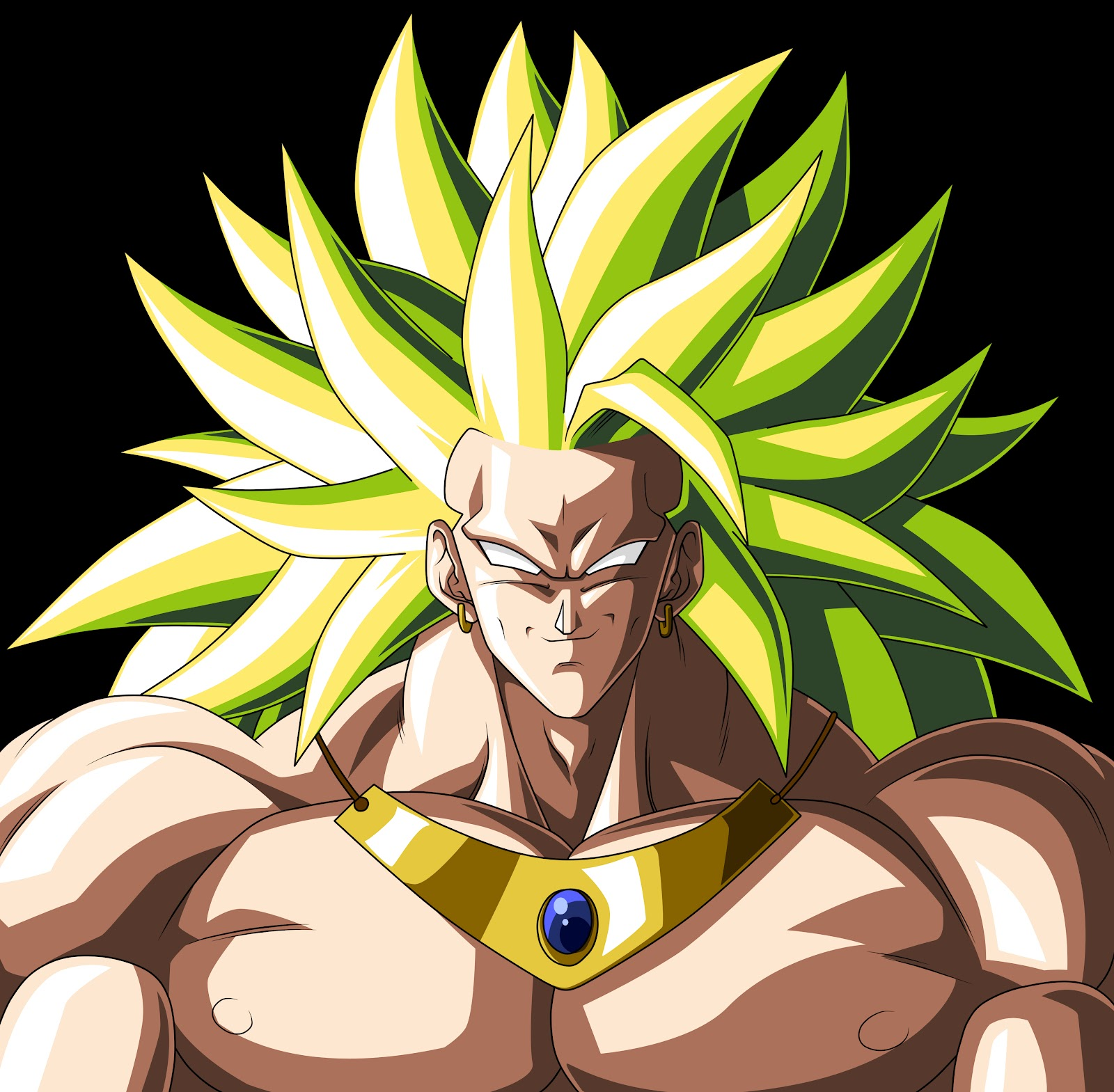 dragon ball z wallpapers broly super saiyan 3