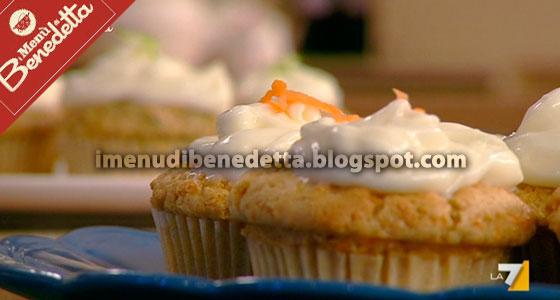 Dolcetti di Verdure Cupcakes di Zucchine e Carote