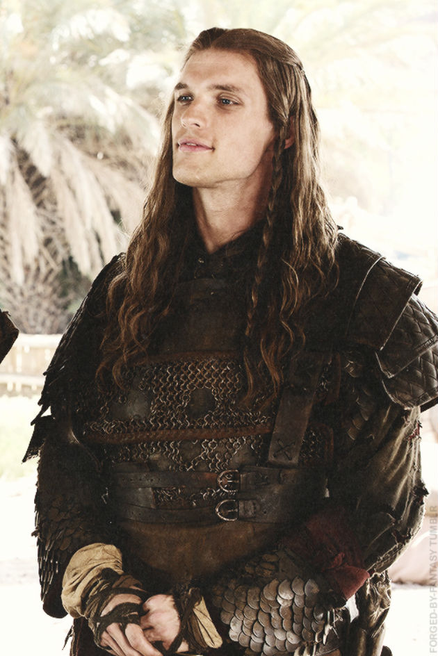 BADBOYS DELUXE: ED SKREIN - THESPIAN - GAME OF THRONES Daario Naharis