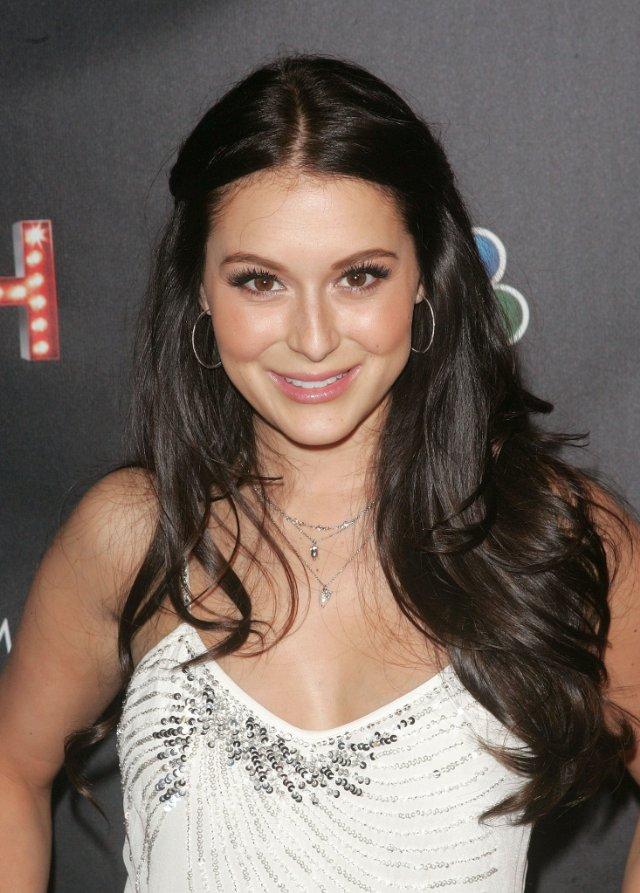 Celebrity Hairstyles Alexa Vega Hairstyles