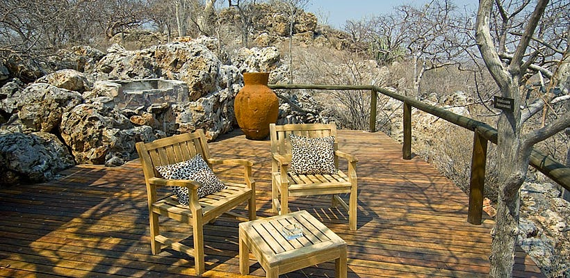 Little Ongava Lodge Namibia - www.namibweb.com/littleongava.htm