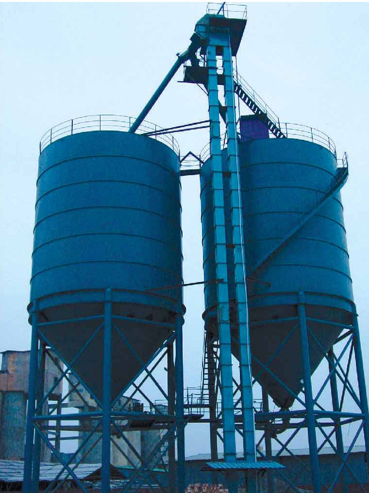 bucket elevator Hydraulic elevators operate at slower than traction elevators and are suitable  only in low-rise/low-demand situations such as small apartment buildings.