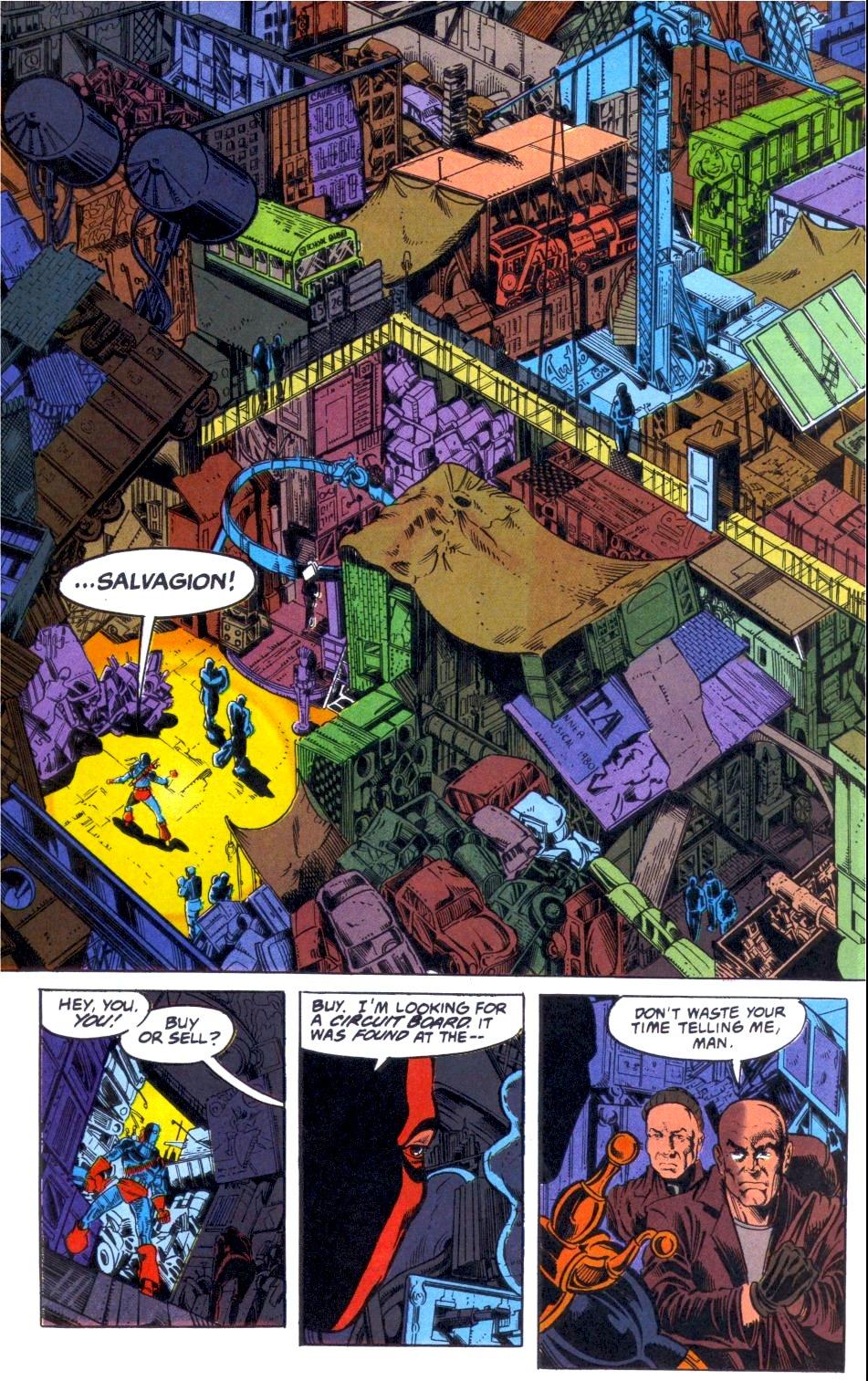 Deathstroke (1991) Annual 1 #1 - English 37