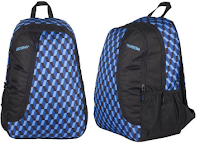 Buy Wildcraft Black & Blue Backpack Bag at Rs 479 Via Paytm ( 53% off & 40% Cashback )