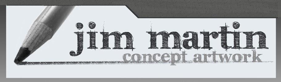 Jim Martin Concept Art