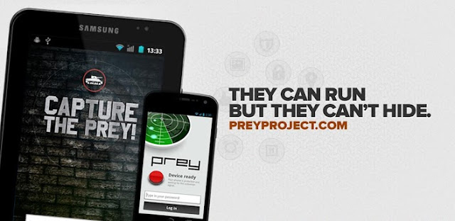 Prey project theft protection