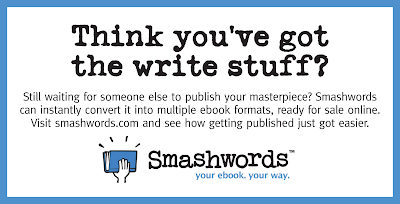 Smashwords Image: Think You've Got the Write Stuff?