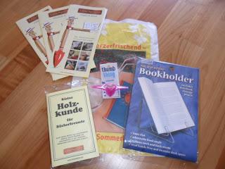 Test Blog Lesespaten Buch Leseratte Bücherständer