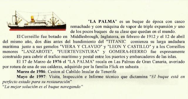 EL CORREILLO LA PALMA