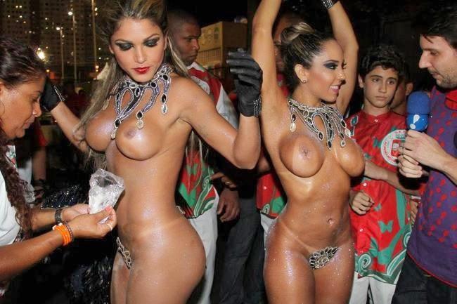 Fotos Carnaval Mulheres Nuas Peladas Em Sp Rj E Ba Musas Rainhas