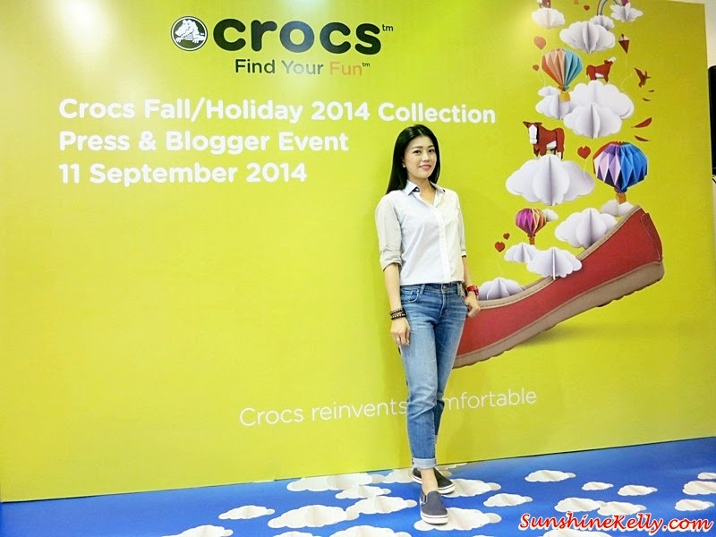 Crocs New Fall / Holiday 2014 Collection, Crocs Women's Wrap ColorLite Loafer, CrossLite, Crocs, Crocs Loafer, Crocs Flat