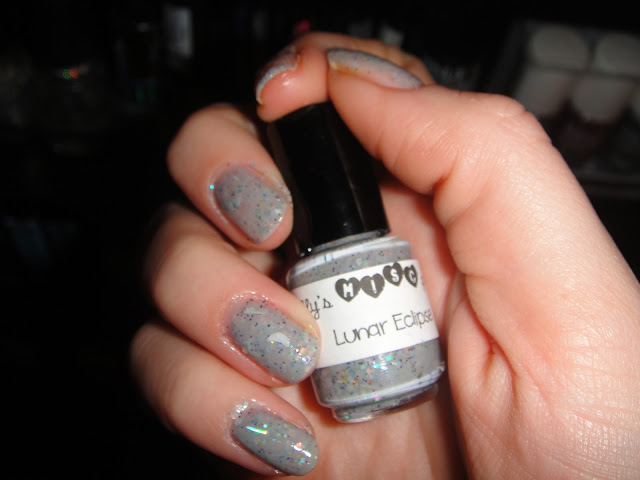 Trelly polish, trelly polish lunar eclipse, lunar eclipse
