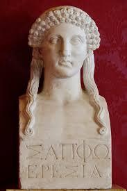 SAPPHO | Who was she? ...