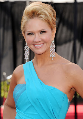 Nancy O'Dell Diamond Chandelier Earrings