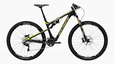 2014 Rocky Mountain INSTINCT 970 MSL 29er Bike