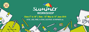Summer Workshop for Class 05th to 10th