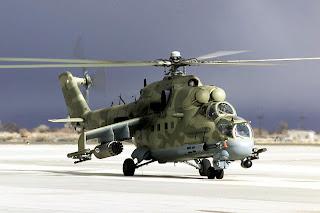 helicoptero Mi-24