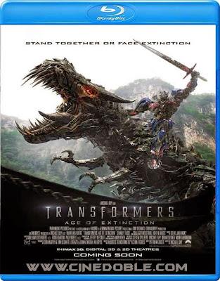 transformers la era de la extincion 2014 1080p latino Transformers: La era de la extinción (2014) 1080p Latino
