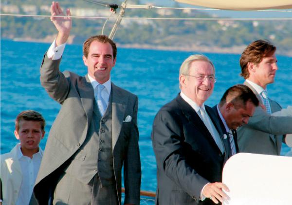 Ανοίγει ο δρόμος για το κόμμα του Πρίγκηπα Νικόλαου