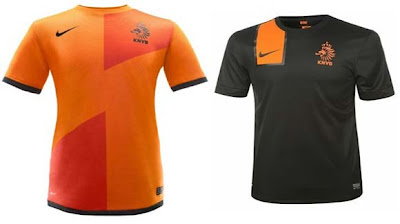 Jersey Home Away 16 Tim EURO 2012