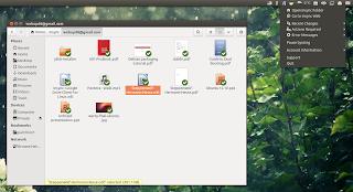 insync ubuntu appindicator