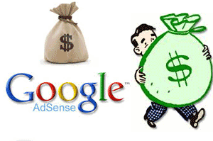 Adsense CPC values