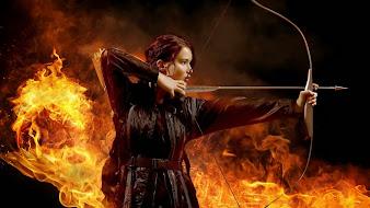 #8 The Hunger Games Wallpaper