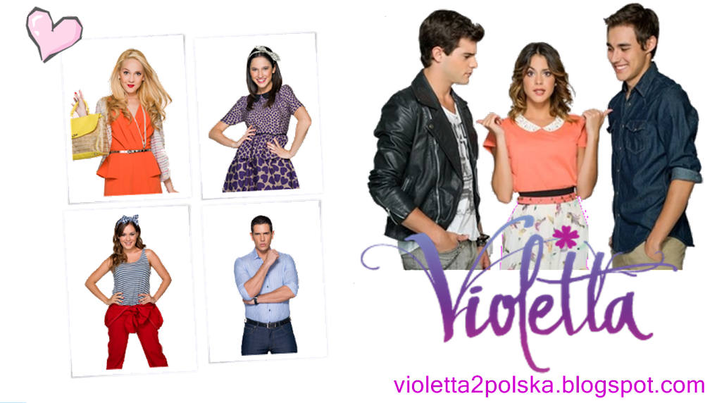 Violetta 2 po polsku - YouTube