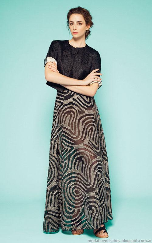 Graciela Naum verano 2014. Moda 2014.