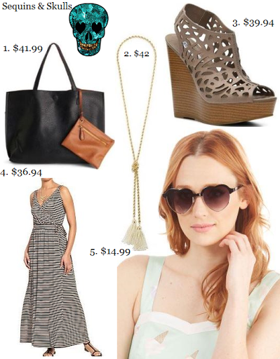 Sequins and Skulls: Weekend Steals Under $50