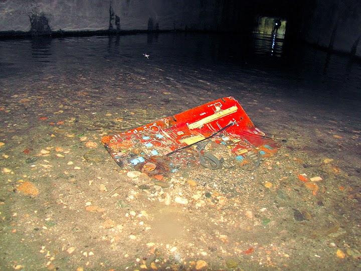Подземная речка Казанка
