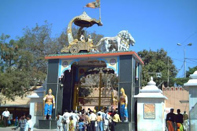 Krishna Janmbhoomi, Mathura