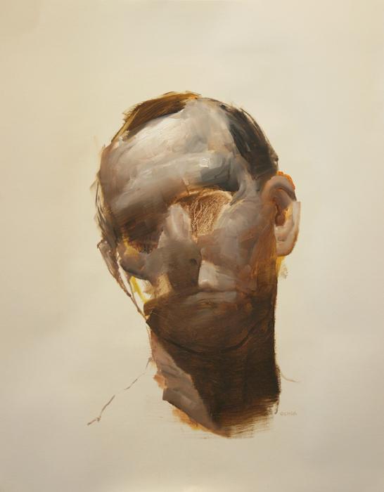 Daniel Ochoa Painting