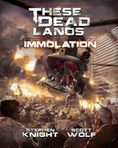 Immolation by Stephen Knight & Scott Wolf (ePUB)