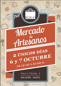 Zoco mercado de artesanos algo pasa con madrid - Artesanos de madrid ...