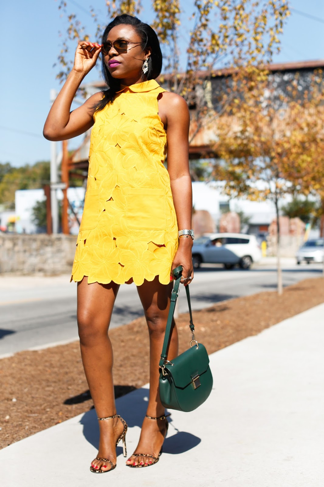 Fall Fashion: Shift Dress