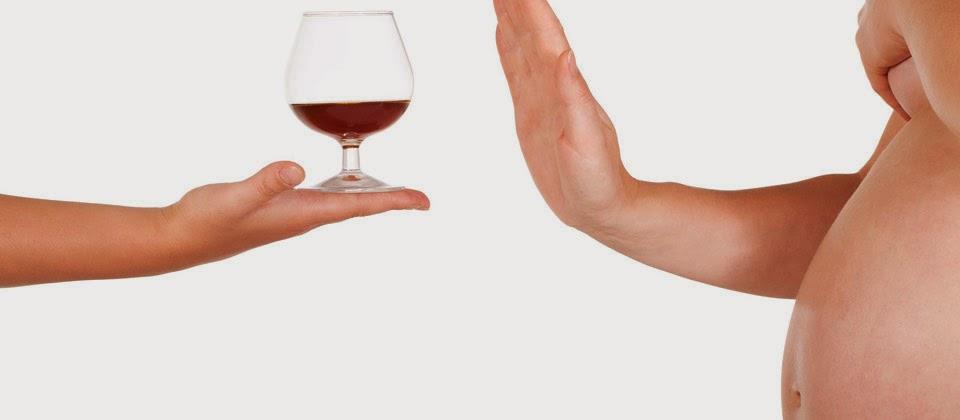 Effets de l'alcool pendant la grossesse