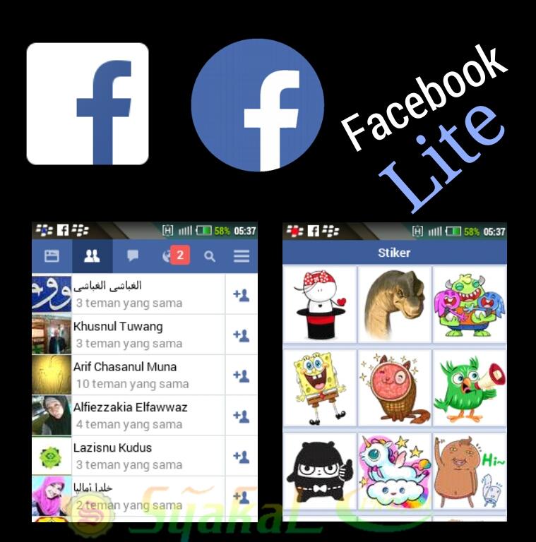 Facebook seluler apk mwb