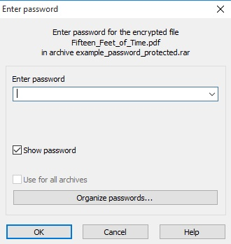 how to crack protected pdf