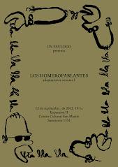 LOS HOMEROPARLANTES (adaptaciones sonoras I)
