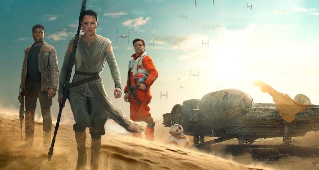 Star Wars: O Despertar da Força segue na liderança da bilheteria nacional