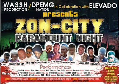 EVENT: ZON-CITY PARAMOUNT NIGHT