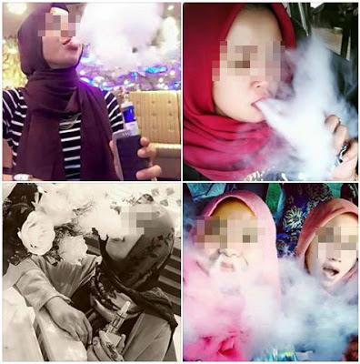 Kerajaan Kaji Haramkan Rokok Elektronik 'Vape'