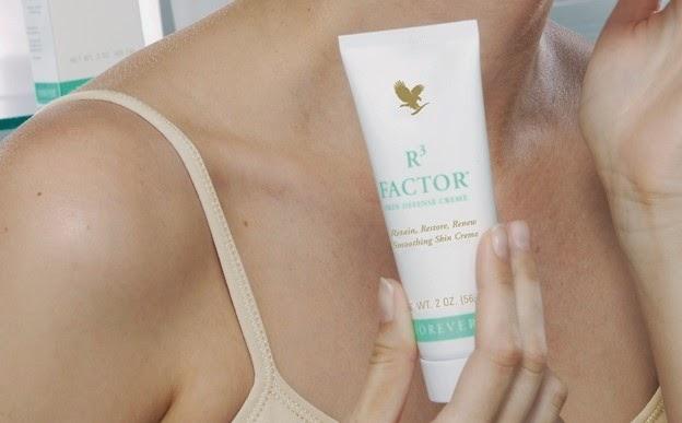 thành phần R3 Factor® Skin Defense Cream Kem dưỡng da