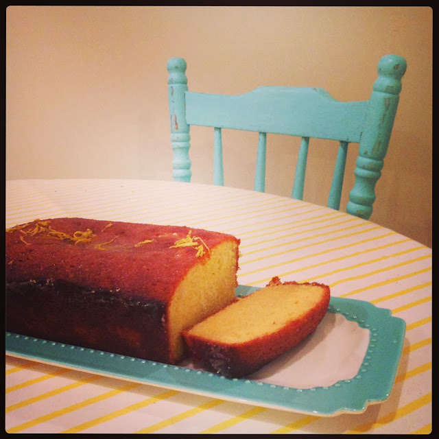Lemon Drizzle Cake >> STARTS WITH CUPCAKES