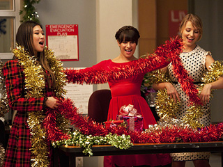 based on my twitter and facebook feeds last night people are rather divided on the glee christmas episode some people like me loved the christmas - Last Christmas Glee